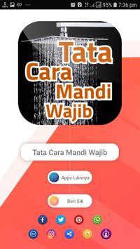 Tata Cara Mandi Wajib screenshot 11