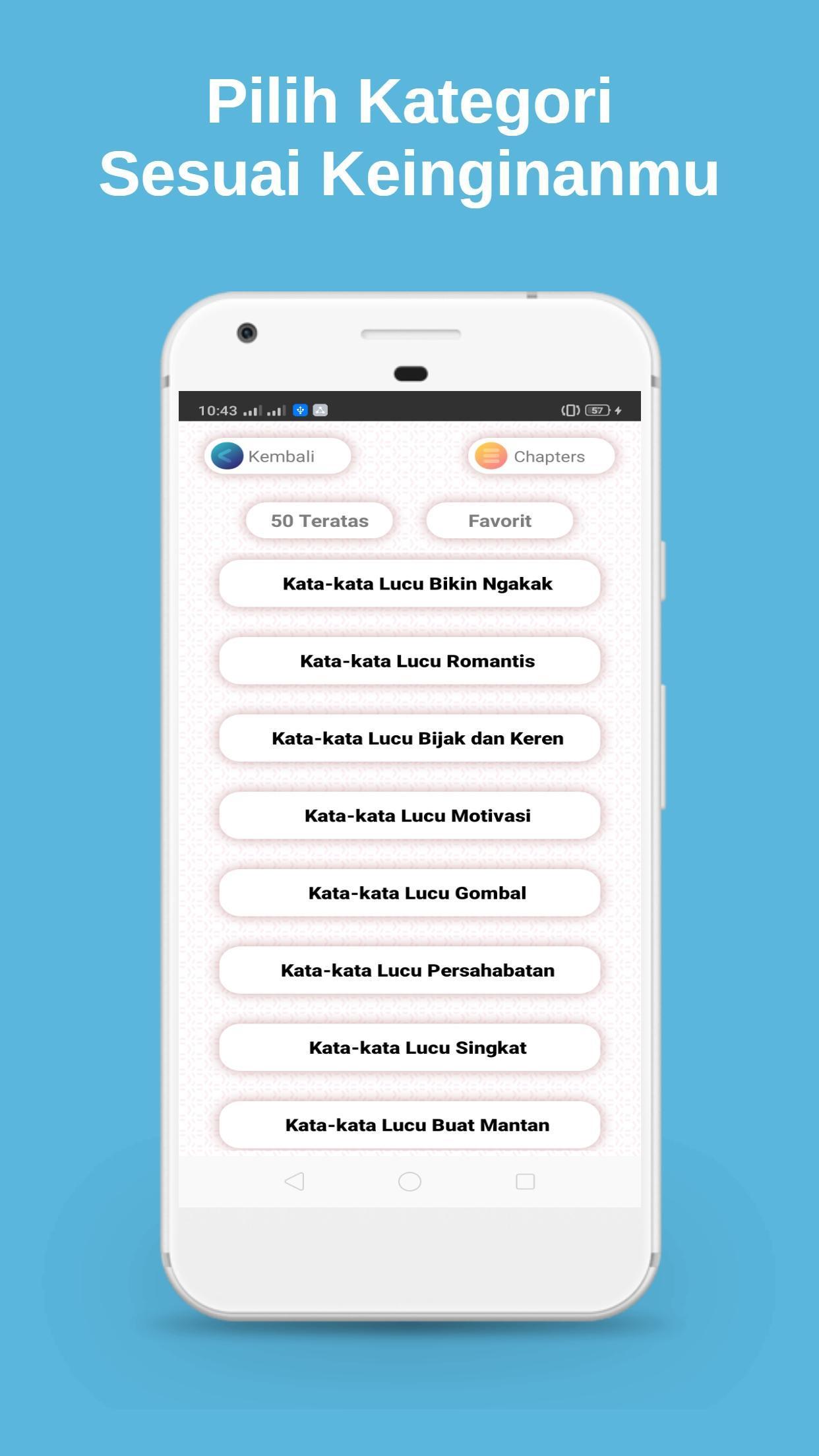 Update Status Wa Lucu Dan Keren Di Medsos For Android APK