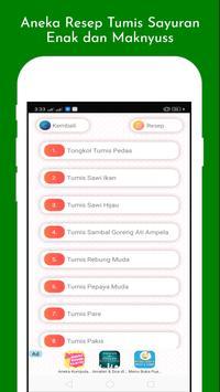 Aneka Resep Tumis screenshot 16