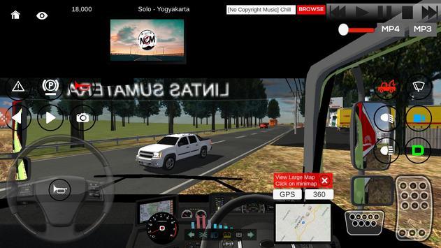 IDBS Indonesia Truck Simulator screenshot 3