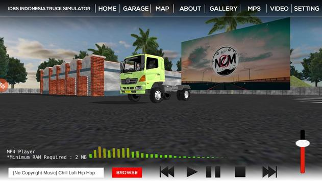 IDBS Indonesia Truck Simulator screenshot 6