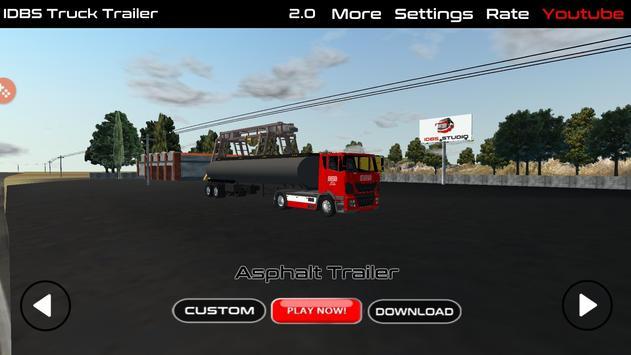 IDBS Truck Trailer screenshot 6