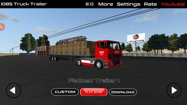 IDBS Truck Trailer screenshot 2