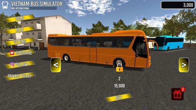 Vietnam Bus Simulator screenshot 2