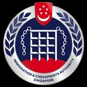 SG Arrival Card icon