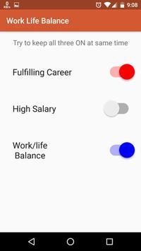 Work Life Balance screenshot 3