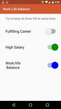 Work Life Balance screenshot 4