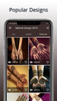 Mehndi Design 2019 screenshot 2
