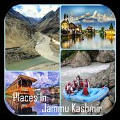 Jammu Kashmir Religious Places icon