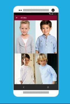Little Boy Haircuts screenshot 3