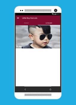 Little Boy Haircuts screenshot 1