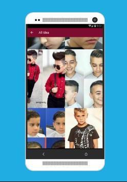 Little Boy Haircuts screenshot 2