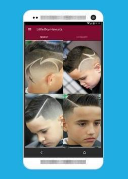 Little Boy Haircuts screenshot 6