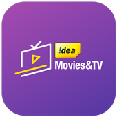 Idea Movies & TV - LIVE TV, Movies, TV Shows आइकन