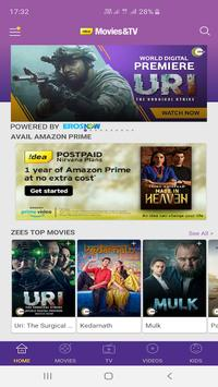 Idea Movies & TV - LIVE TV, Movies, TV Shows पोस्टर