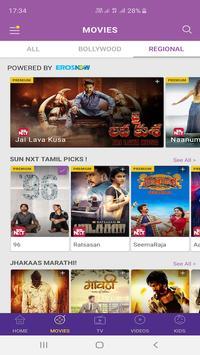 Idea Movies & TV - LIVE TV, Movies, TV Shows screenshot 2
