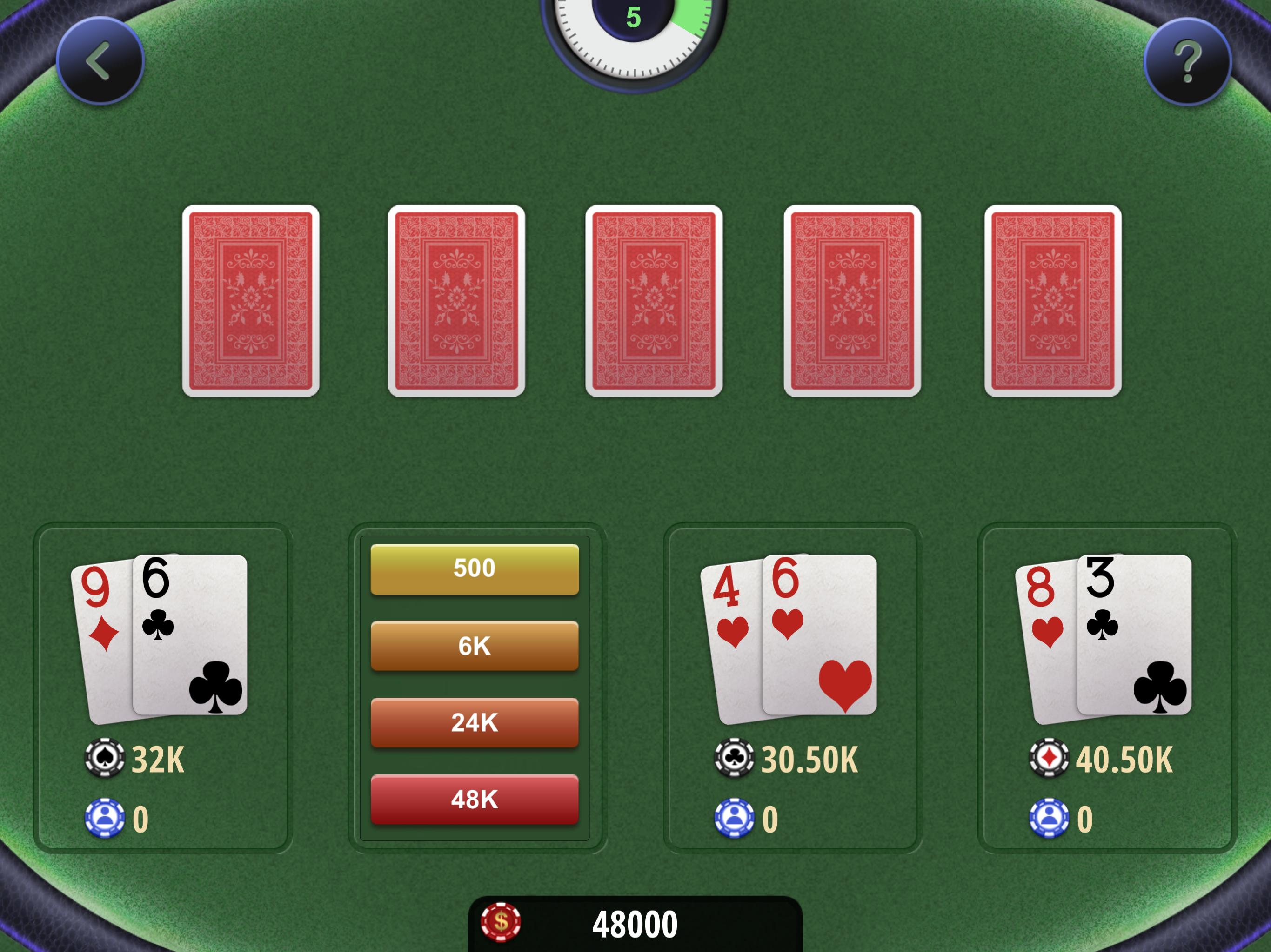 Lucky Poker Texas Holdem For Android Apk Download