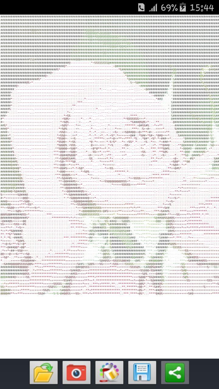 ASCII Art Studio poster