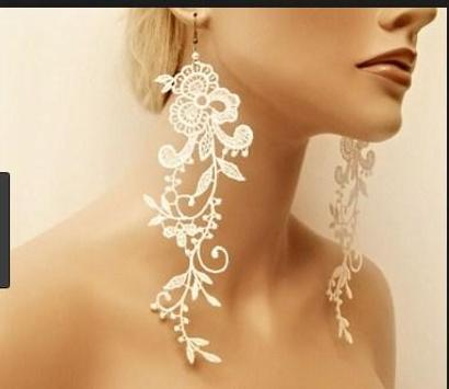 latest gold earrings ideas screenshot 11