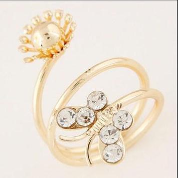 latest gold earrings ideas screenshot 2