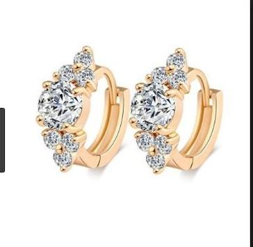 latest gold earrings ideas screenshot 5