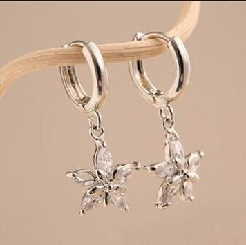 latest gold earrings ideas screenshot 6