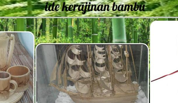 bamboo craft ideas screenshot 13