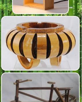 bamboo craft ideas screenshot 1