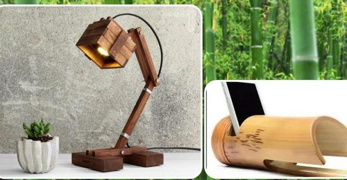 bamboo craft ideas screenshot 23