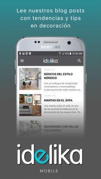 Idelika screenshot 2