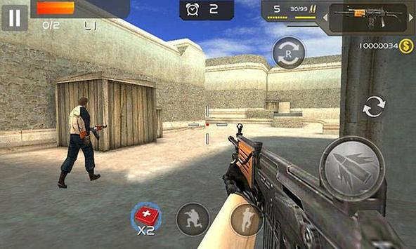 Gun & Strike 3D - FPS screenshot 3