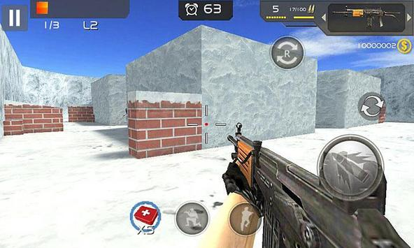 Gun & Strike 3D - FPS screenshot 10