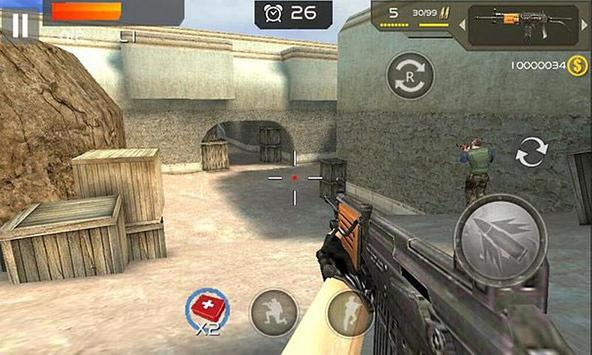 Gun & Strike 3D - FPS screenshot 12