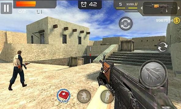 Gun & Strike 3D - FPS screenshot 1
