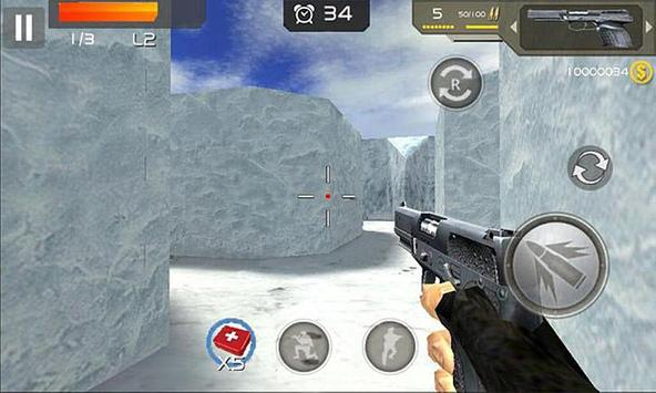 Gun & Strike 3D - FPS screenshot 5
