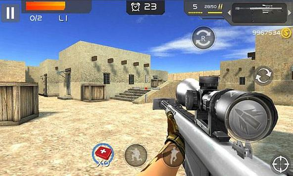 Gun & Strike 3D - FPS screenshot 8