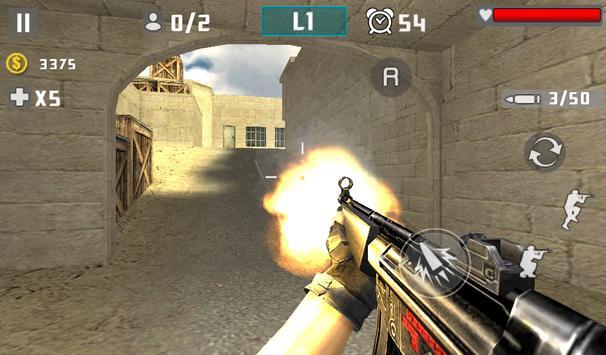Gun Shot Fire War screenshot 11