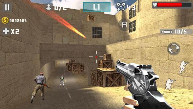 Gun Shot Fire War screenshot 2
