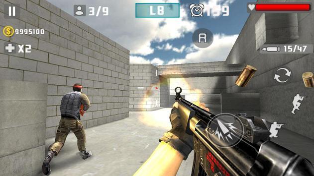 Gun Shot Fire War screenshot 3
