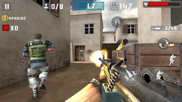 Gun Shot Fire War screenshot 5