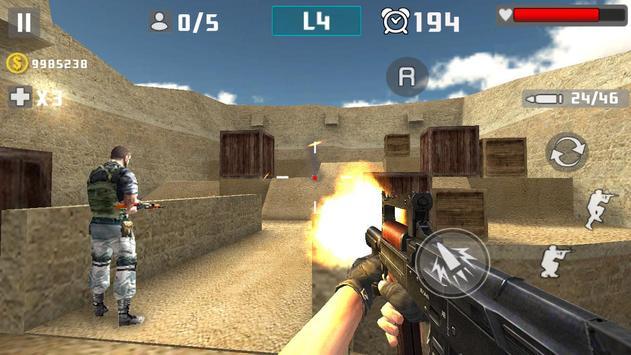 Gun Shot Fire War screenshot 6