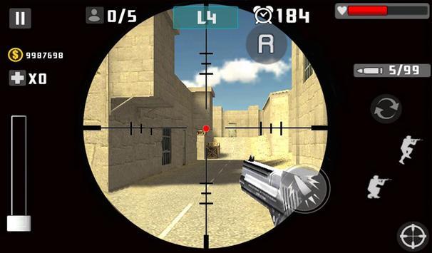 Gun Shot Fire War screenshot 7