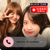 Blackpink Call Me - Call With Blackpink Idol Prank ícone