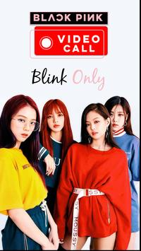 Blackpink Call Me - Call With Blackpink Idol Prank plakat