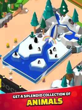 Idle Zoo Tycoon 3D скриншот 7