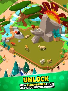 Idle Zoo Tycoon 3D скриншот 4