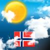الطقس في النرويج أيقونة
