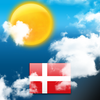 الطقس في الدنمارك أيقونة