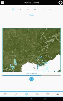 France Weather screenshot 12