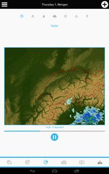 Swiss Weather screenshot 13
